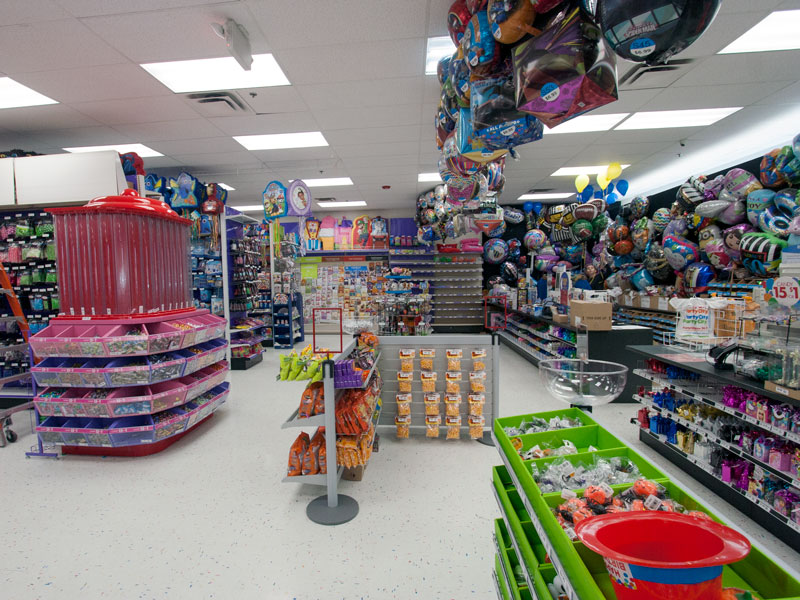 Party City Holdco Inc. designs, manufactures, contracts for manufacture and distributes party goods, including paper and plastic tableware, metallic and latex balloons, Halloween and other costumes, accessories, novelties, gifts and stationery throughout the world.