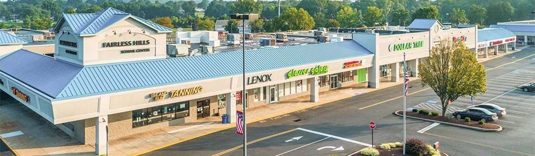 Core Enterprises Continues Renovations at Large Retail Shopping Center in Fairless Hills, PA