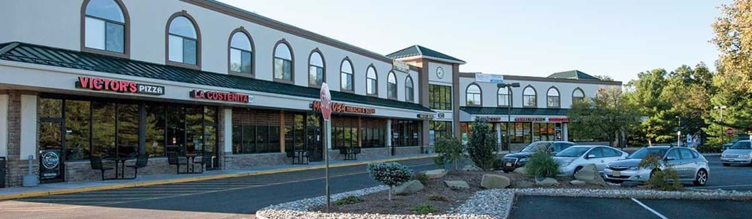 Core Enterprises Completes Renovations at Amwell Mall, Offering New Office and Medical Space